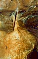Урал, пещера Дивья, 1999. (c) Путилова Ольга
