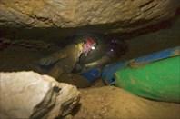 Крубера 2007, пещера