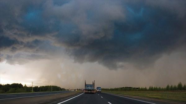 Волжское торнадо