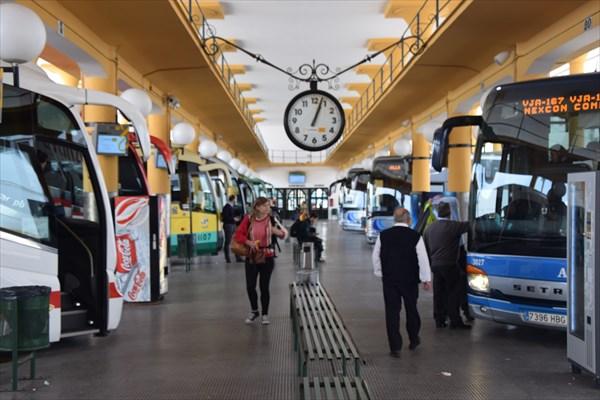 """Севилья, автовокзал """"Prado de San Sebastian"""""""