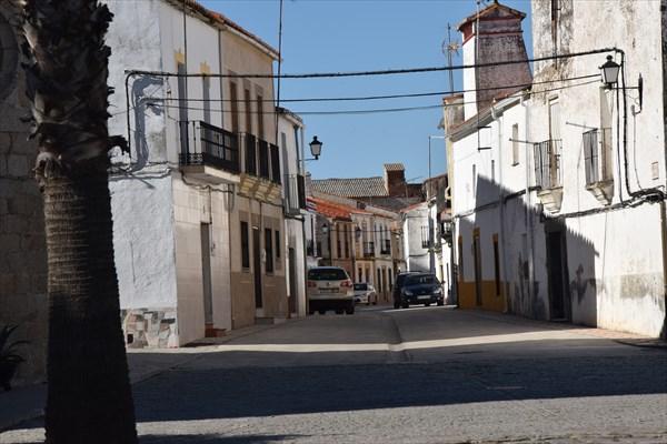 Улочка в Альдеа-дель-Кано