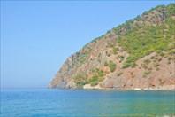 По пути в Agia Roumeli