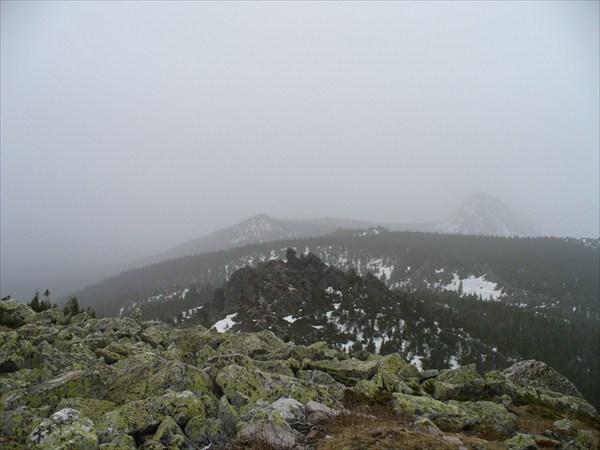 Вид на Хребет