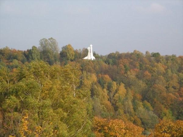 Гора Трех крестов