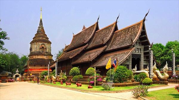 Ват в Чиангмай