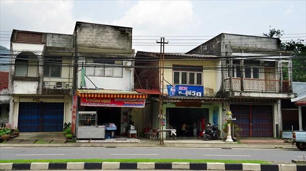 Типичные дома